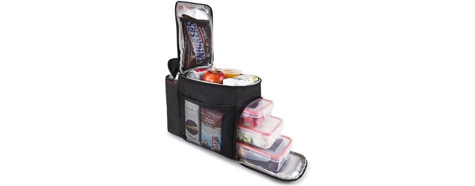 hemingweigh insulated lunch box