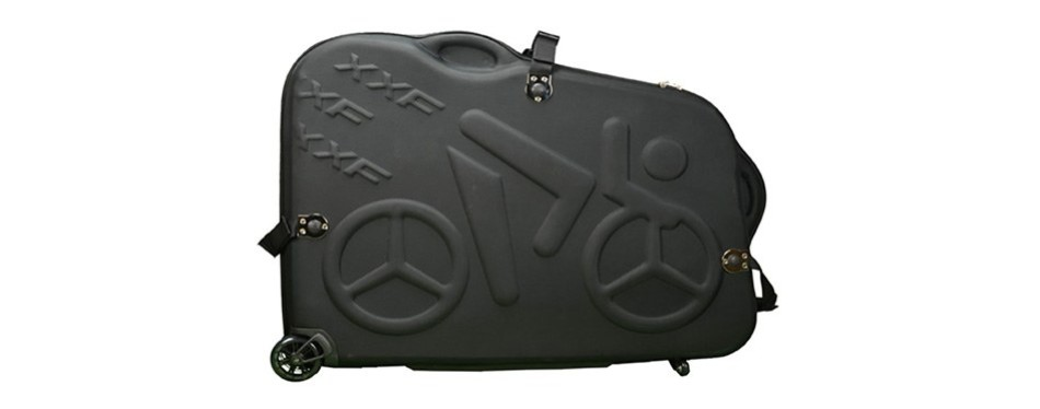 hepburn's eva bike travel case
