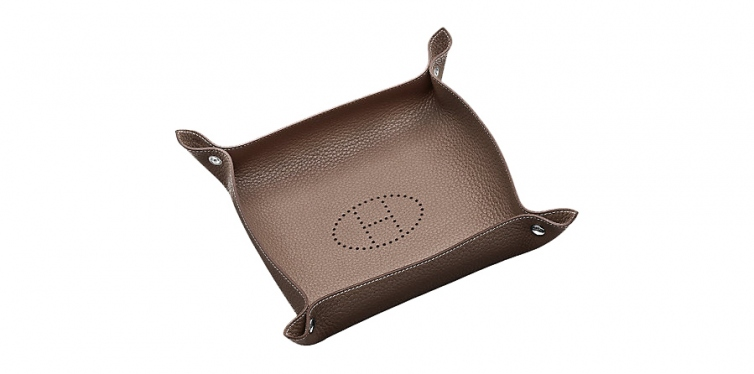 hermes change tray