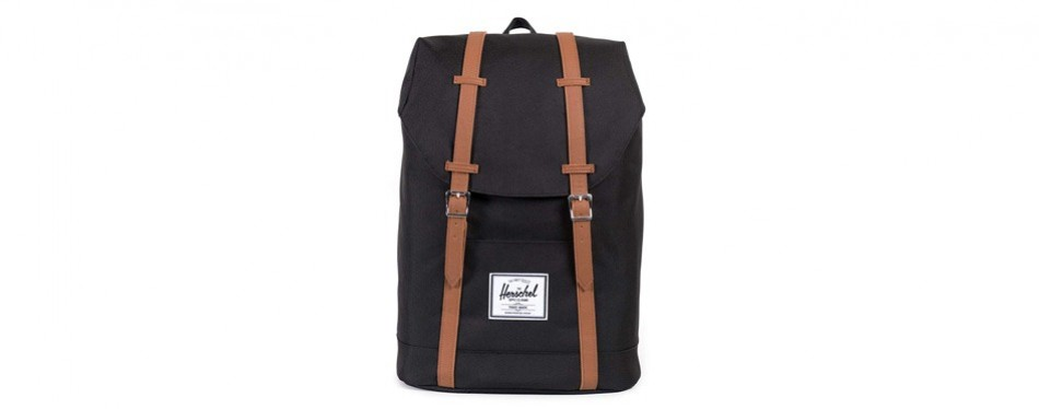 herschel retreat stylish backpack