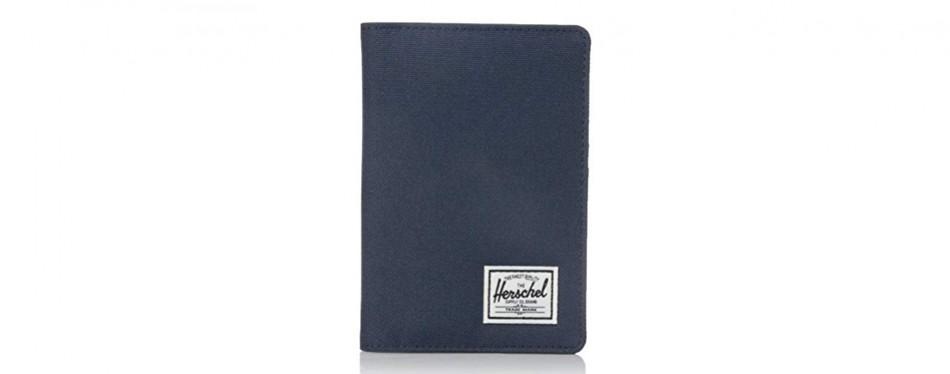 herschel supply company's raynor rfid passport holder