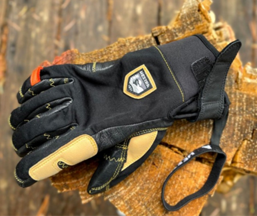 Hestra Ergo Grip Czone Tactile - Get a Grip With These Tactile, Responsive Gloves