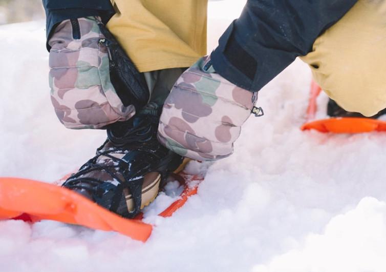 HIKR Lightweight Snowshoes