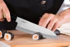 hiroshi premium carbon steel sushi knife set