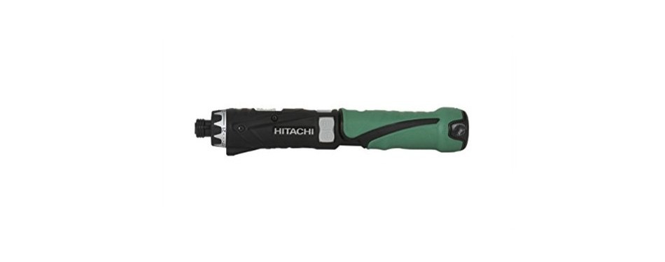 hitachi db3dl2 power cordless screwdriver