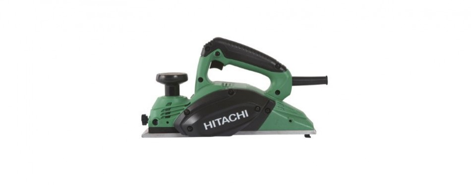 hitachi p2ost 5.5-amp portable handheld planer
