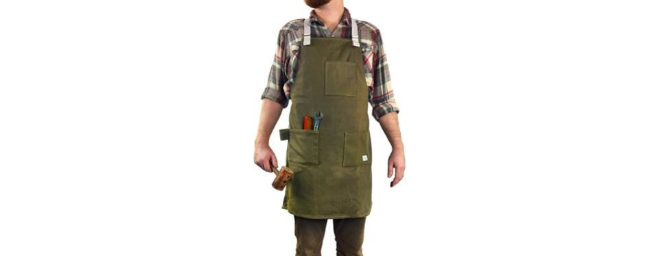 h&o all-purpose work apron