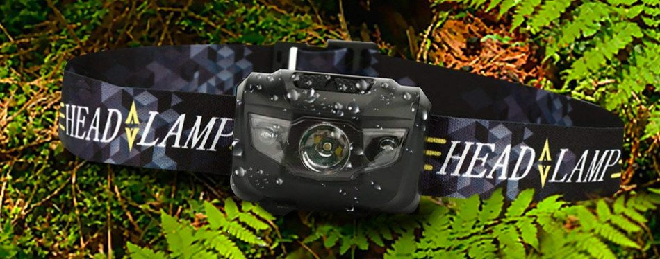 hoey ultra bright led hunting headlamp