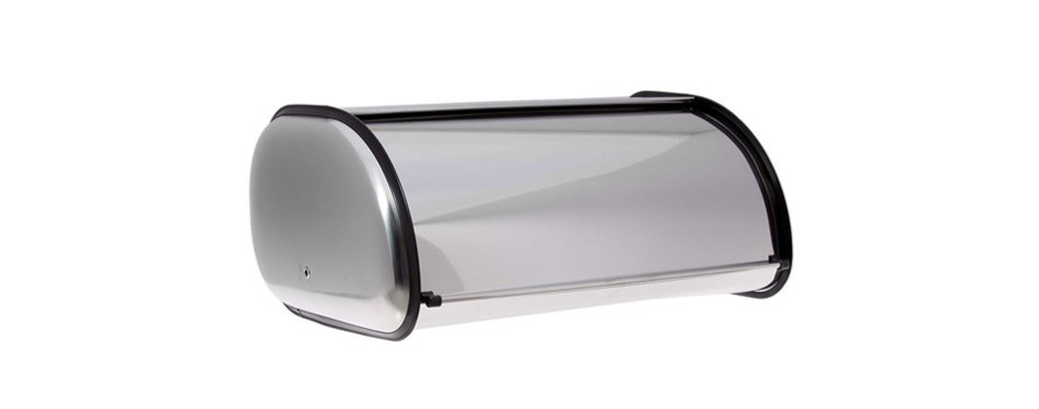 home-it stainless steel bread box