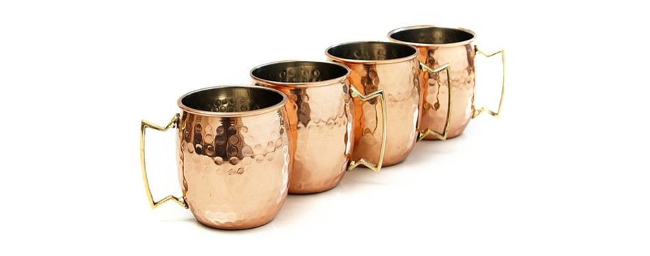 home select moscow mule drinking mug