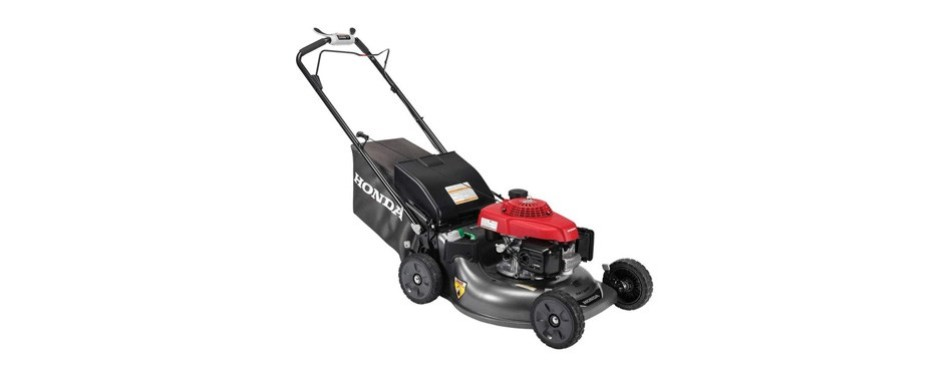 honda 3-in-1 self-propelled gas mower