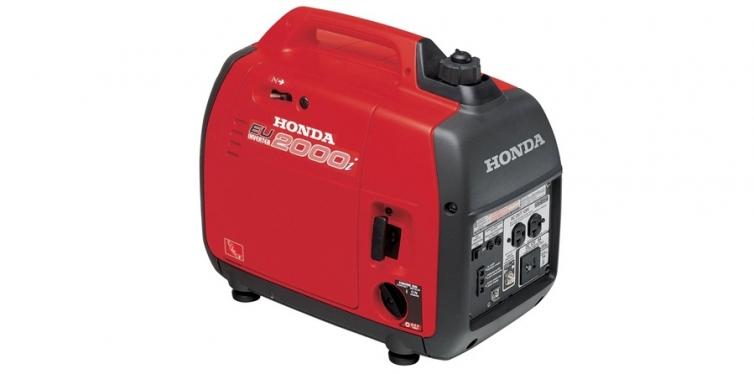honda eu generator w/ inverter