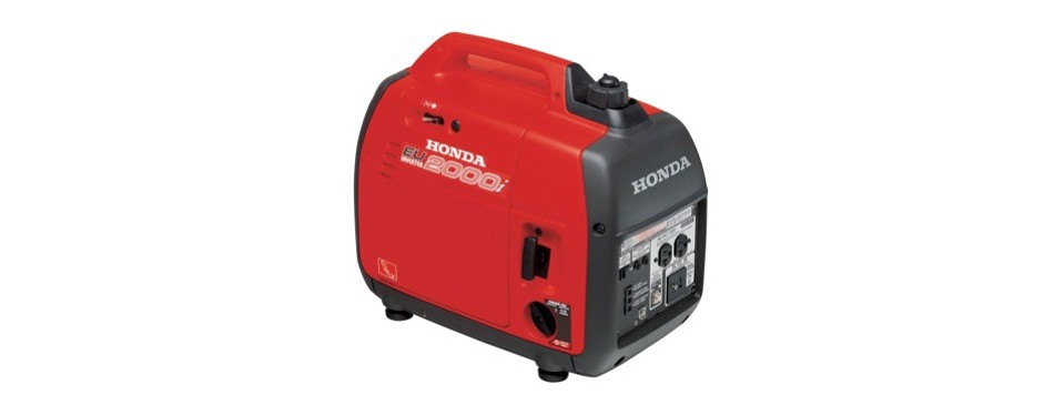 honda eu2000 portable generator w/ inverter