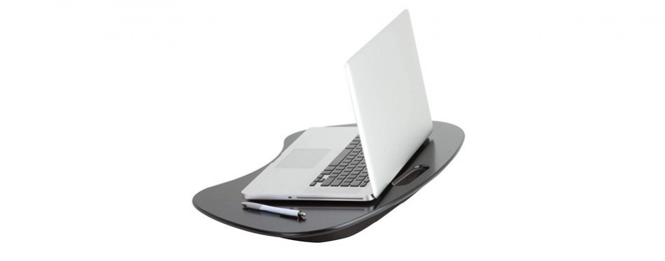 honey-can-do portable laptop lap desk