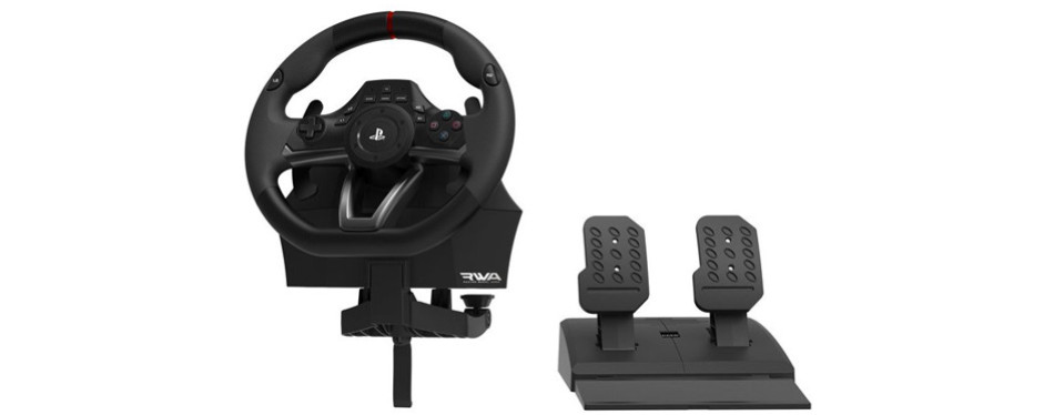 hori racing wheel apex for playstation