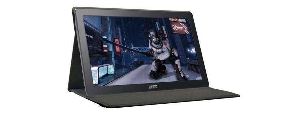 hori universal hd gaming monitor - playstation 4