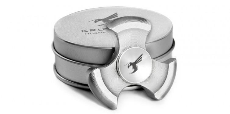 """""""The Hornet"""" Metal Fidget Spinner"""