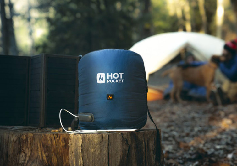 hot pocket instant heat pack