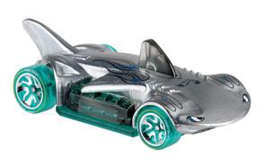 hot wheels shark hammer 2.0