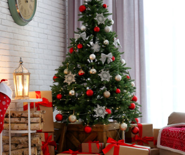 how to decorate every room for the holidays