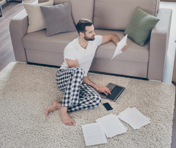 how to dress when working from home