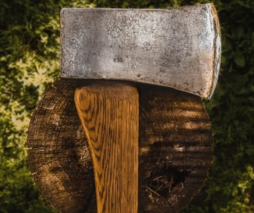How To Easily Split Wood of Any Size