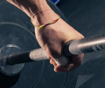 how to find the perfect weightlifting grip