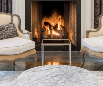 how to start a fireplace fire & keep it roaring
