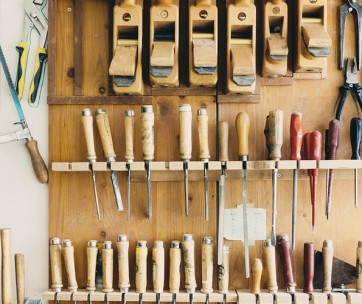 how to store hand & power tools to keep them in top condition