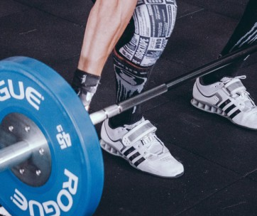 how to warm up properly for weightlifting