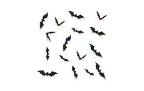 hozzq diy decorative scary bats