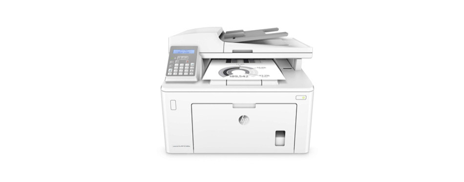 hp laserjet pro m148fdw all-in-one wireless monochrome laser printer