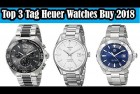 TAG Heuer Swiss Quartz