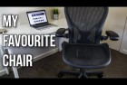 Herman Miller Classic Aeron Task Ergonomic Office Chair