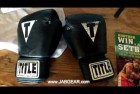 Pro Style Leather Boxing GLoves, by Title Boxing