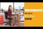 AmazonBasics Mid-Back