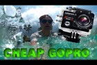 Campark ACT74 4K Action Sports Camera (GoPro Alternative)