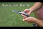 BlizeTec Survival Knife