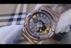 Casio G-Shock Rose Gold Watch