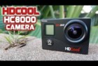 HD Cool HC8000 4K Action Camera