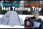 mr. heater portable propane tent heater