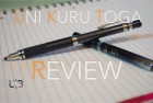 Uni-Ball Kuru Toga Mechanical Pencil Roulette