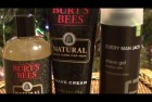 burt's bees natural skin care for men