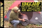 KingCamp Deluxe Self-Inflating