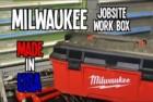 MILWAUKEE 26 inch Jobsite Work Box