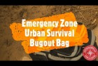 Emergency Zone Urban Survival Bug-Out Bag