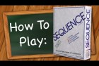 Sequence Family Board Game