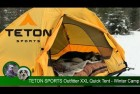TETON Sports Outfitter XXL Backpacking Tent