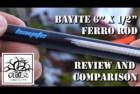 Bayite Ferrocerium Rod Flint