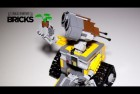 LEGO Robot Ideas WALL E 21303 Building Kit